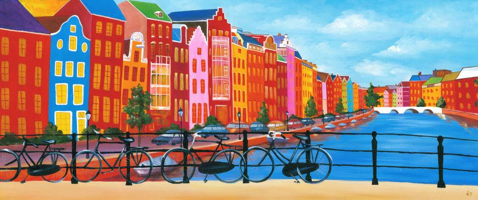 schilder amsterdam